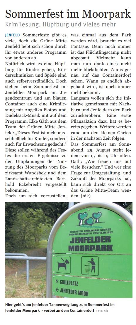 Wochenblatt Jenfeld 33-2018