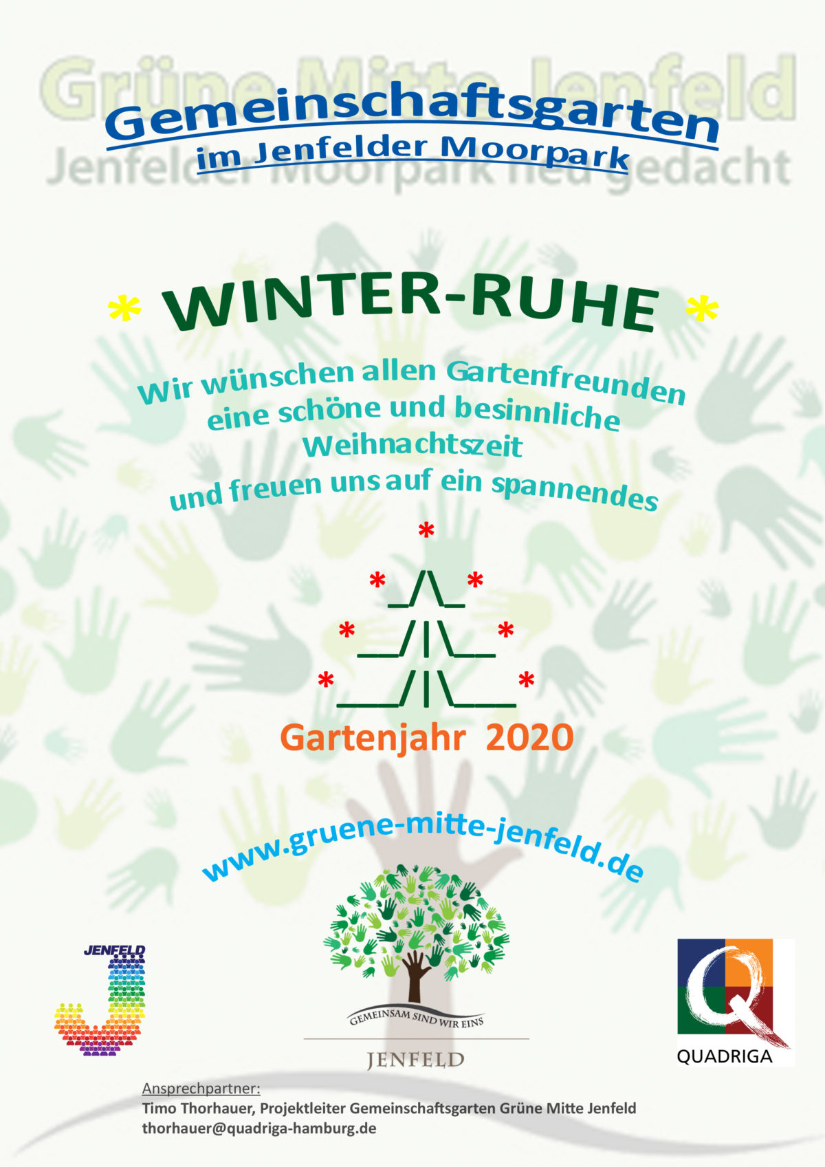 Winter-Ruhe